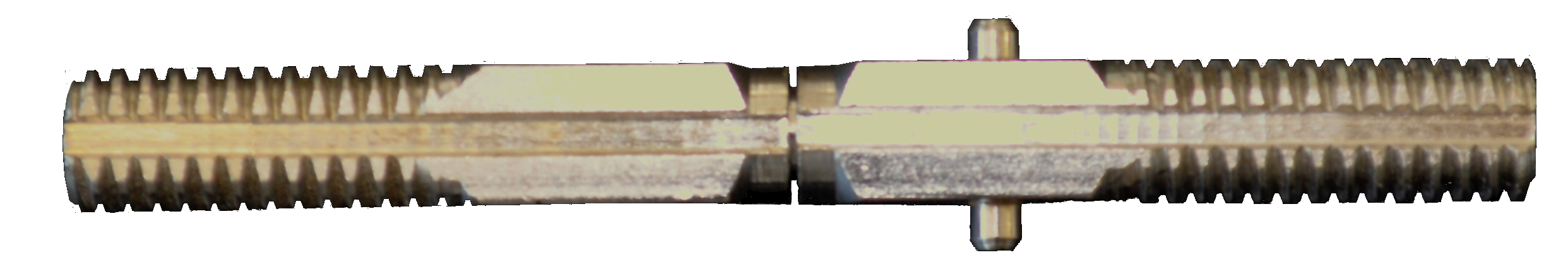 Vintage Hardware & Lighting - Door Knob Spindle Split Shaft 3 3/4 ...