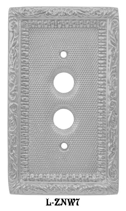 Vintage Hardware Amp Lighting Victorian Single Gang