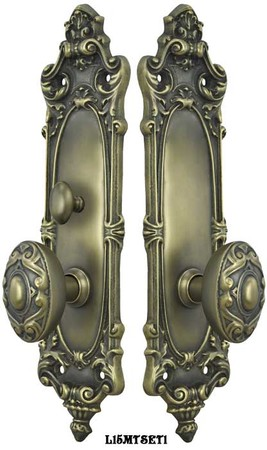 Victorian-Rococo-Yale-Pattern-Set-with-Turnlatch-Mortise-(L15MTSET1)