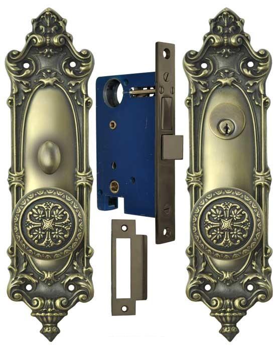 Vintage Hardware Amp Lighting Victorian Rococo Yale