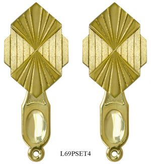 Deco-Style-French-Door-Passage-Set-(L69PSET4)