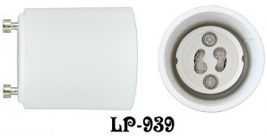 LED GU24 to LED GU10 Socket Adapter (LP-939)