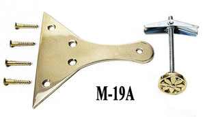 Heavy Duty Brass Hanger  (M-19A)