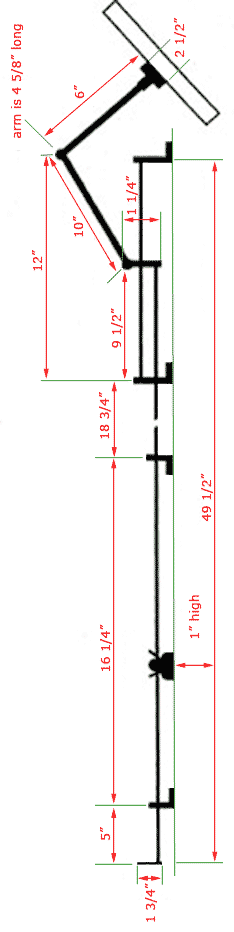 Transom Window Operator M 35tw