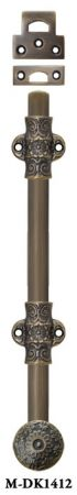 French-Door-Bolt---12-inch-Long-Door-Bolt-With-Catches-(M-1412)
