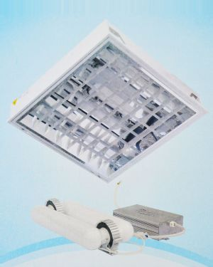 Induction Standard 2ft x 2ft Drop In Ceiling Grid Inset Panel Fixture (Q03A)