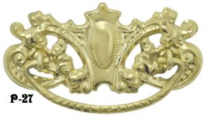 Pierced Brass Bail Handle 3
