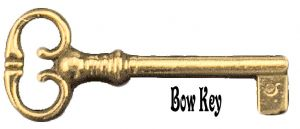 Georgian Bow Key (S-XG)