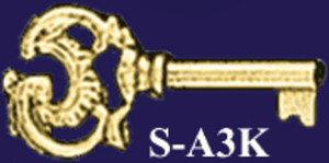 Key Only for S-A3L & S-A3R Locks (S-A3K)
