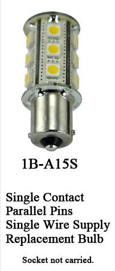 Vintage Hardware Amp Lighting Smd Led Bulbs 2b A15d