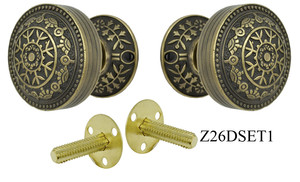 Windsor Pattern Interior Dummy Set (Z26DSET1)