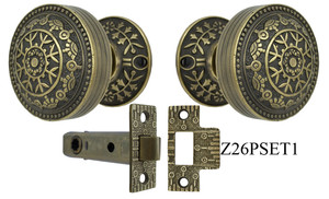 Windsor Pattern Interior Passage Set (Z26PSET1)