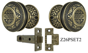 Windsor Pattern Interior Passage Set (Z26PSET2)