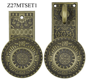 Small-Victorian-Style-Windsor-Pattern-Set-with-Turnlatch-Mortise-(Z27MTSET1)