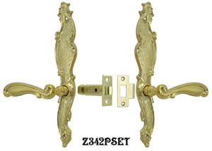 Victorian French Passage Door Set (Z342PSET)