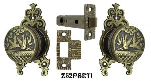 Lost Wax R&E Interior Passage Door Sets (Z52PSET1)