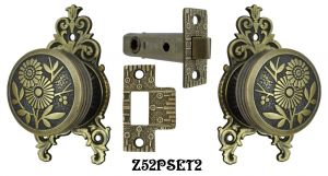Lost Wax R&E Interior Passage Door Sets (Z52PSET2)