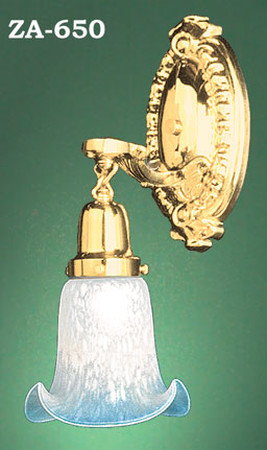 Victorian Style Wall Sconce (ZA-650)