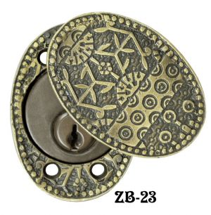 Windsor-Pattern-Lock-Cylinder-Swing-Cover-Plate-(ZB-23)