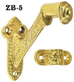 Victorian Windsor Design Stair Bracket Recreated (ZB-5)
