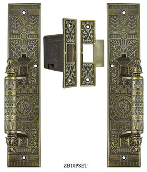 Windsor Pattern Thumblatch Passage Set (ZB10PSET)