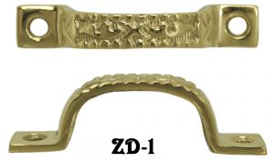 "Brass Small Rigid Handle 2"" Boring (ZD-1)"