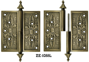 "5"" x 5""  R&E Lift Off Door Hinges-Left Hand (ZE-1055L)"
