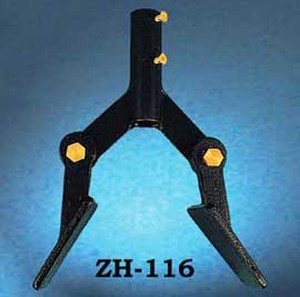 Adjustable Iron Rooftop Mounting Base For Weather Vanes (ZH-116)