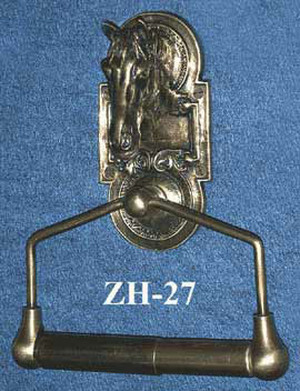 Horse Head Curtain Tie Back Zh 20