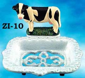 Cow Soap Or Card Holder (ZI-10)
