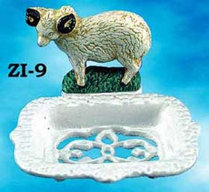 Sheep Soap Or Card Holder (ZI-9)