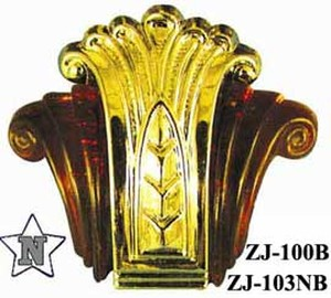 Art Deco Small Waterfall Handle (ZJ-100B)