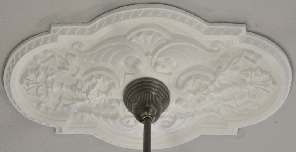 Vintage Hardware Amp Lighting Authentic Plaster Ceiling