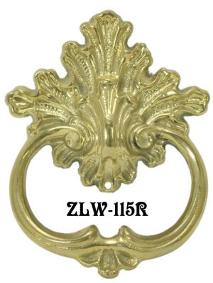 Victorian-Rococo-Ring-Pull-(ZLW-115R)