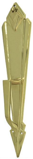 Vintage Hardware Amp Lighting Door Art Deco Handle Only