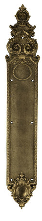 "Sargent Recreated Door Push Plate 23"" Tall (ZLW-490DP)"