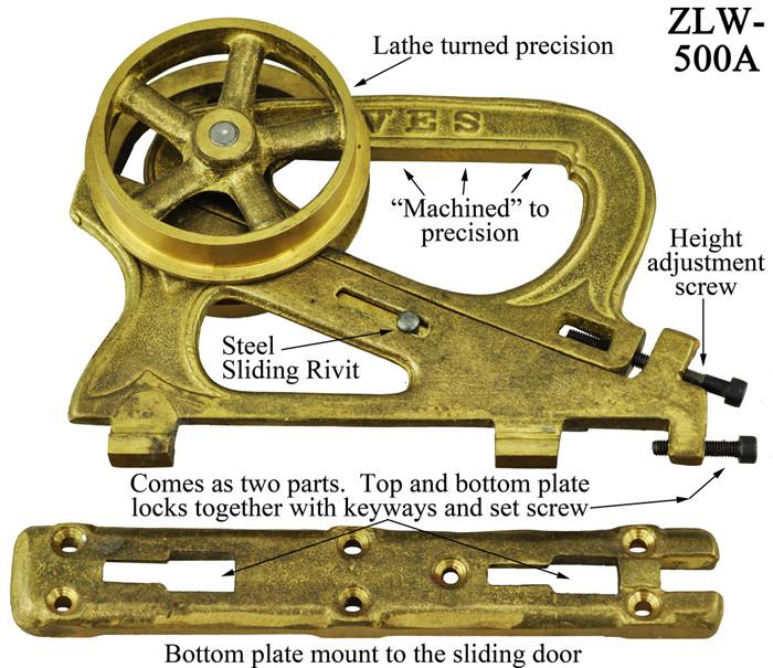 Vintage Hardware Amp Lighting Vintage Style Solid Brass