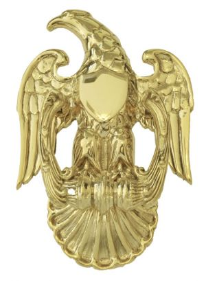 Lost-Wax-Cast-Eagle-Doorknocker-(ZLW-6)