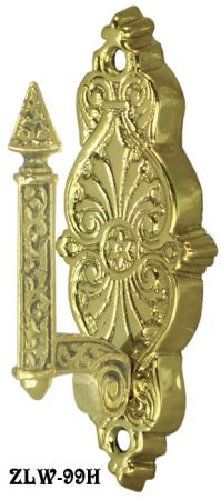 Victorian Recreated Nice Small Spike Robe Hook (ZLW-99H)
