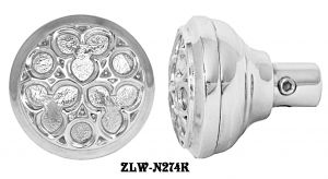 Recreated-Amiens-Gothic-Door-Knob-(ZLW-274K)