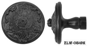 Antique-Style-French-Empire-Knob-2.125-inch-(ZLW-49K)
