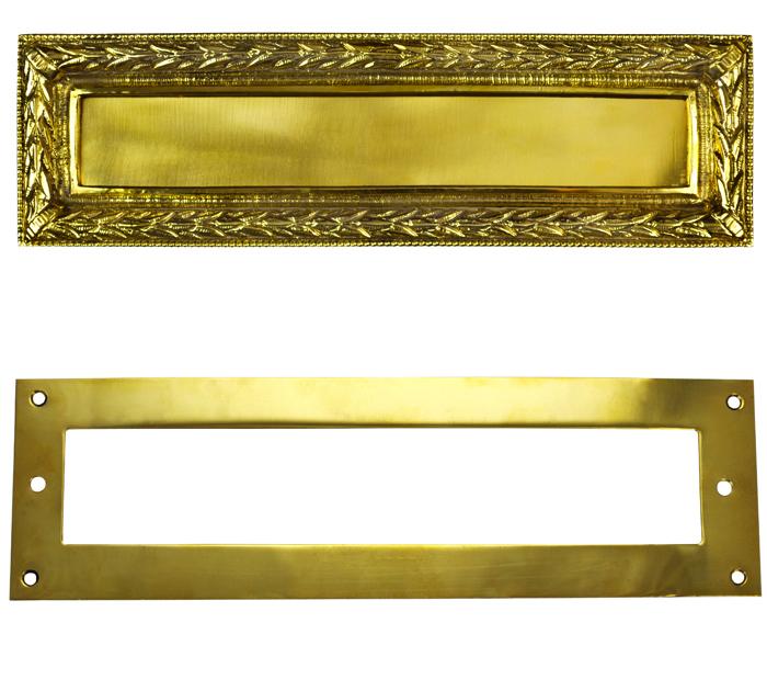 mgctlbxN$MZP mgctlbxV$5.1.11 mgctlbxL$C. - Vintage Hardware & Lighting - Victorian Style Letter Or Mail Slot