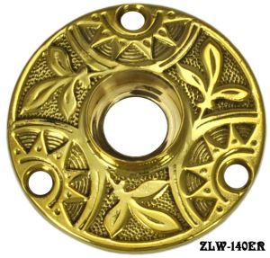 Eastlake Doorknob Rose Recreated (ZLW-140ER)