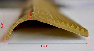 Solid-Brass-Stair-Or-Ladder-Stair-Step-Cover-(ZM-150)