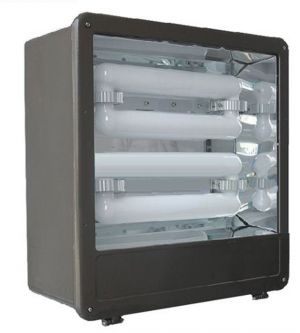 "Large Induction ""Shoebox"" Light For Multiple Applications-500 Watt (500-ZQ01-A)"