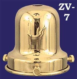 "1900's Lamp Fitter 2 1/4"" (ZV-7)"