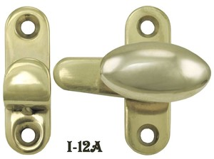 Flush Oval Knob Latch (I-12A)