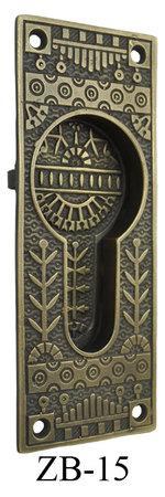 Vintage Hardware Amp Lighting Victorian Windsor Pattern