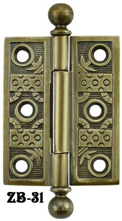 Vintage Antique Style Windsor Shutter Hinges (ZB-31)